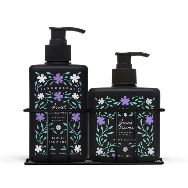 Sweet Dreams Combo Caddy - Hand Wash & Body Lotion - Set of 2