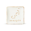 Zodiac Ceramic Soap Dish - Mixed Pack (set of 12 dishes)