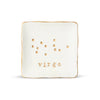 Virgo Ceramic Soap Dish (set of 4 dishes)