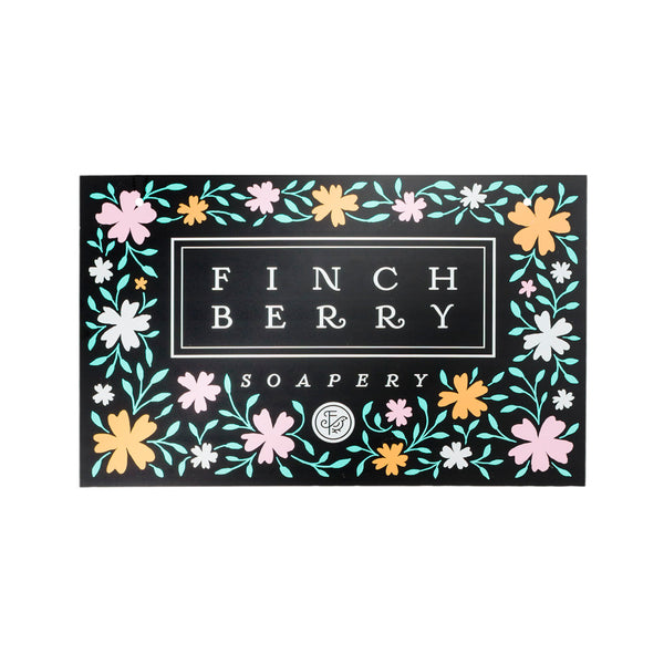 FinchBerry Display Sign