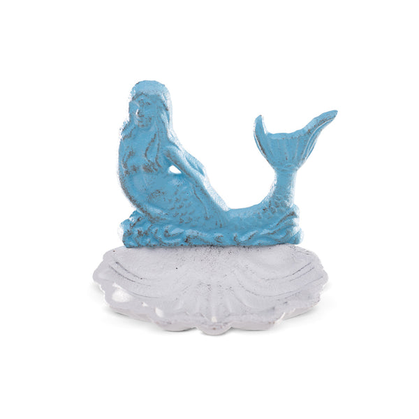 Cast Iron Mermaid Soap Dish (6 dishes)