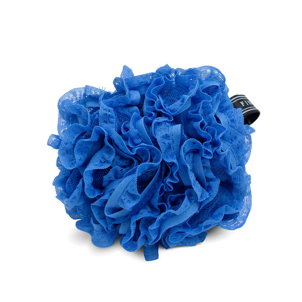 Dark Blue Lacy Loofah (set of 12 Loofahs)