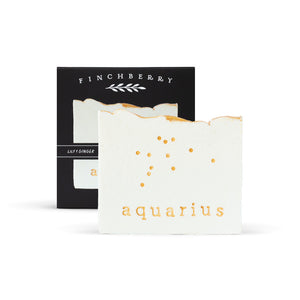 Aquarius (Boxed) - 6 bars - Wholesale Soap
