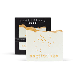 Sagittarius (Boxed) - 6 bars - Wholesale Soap