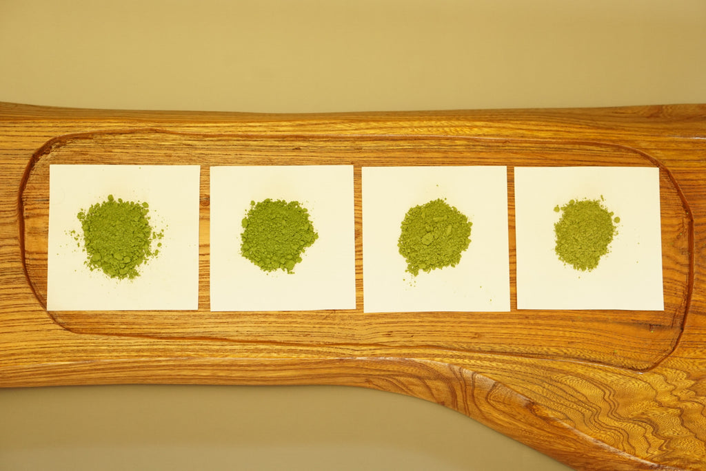 Matcha Tasting Set - Superior