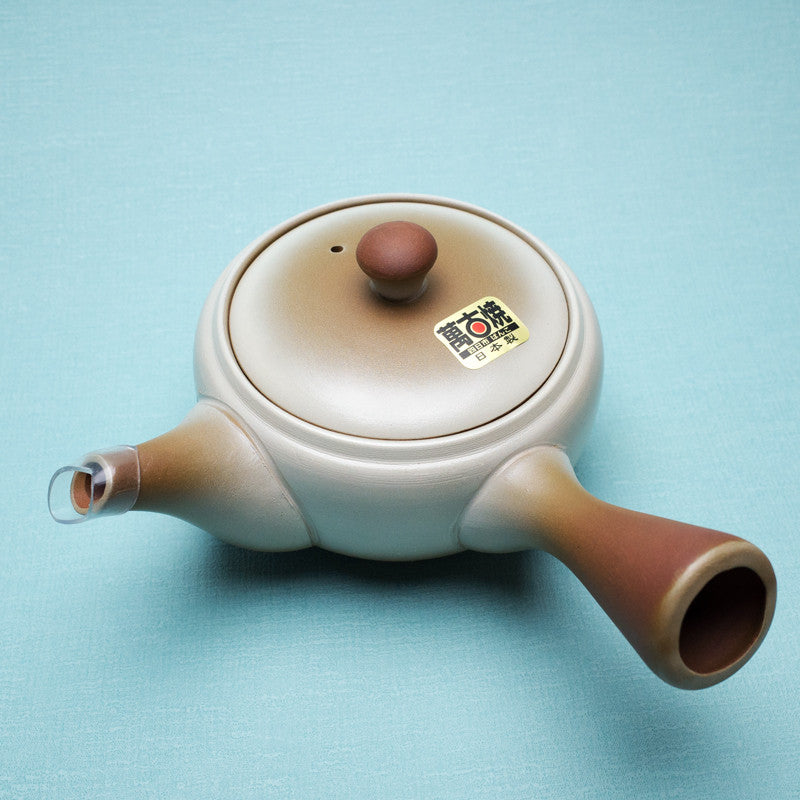 Teapot for Japanese green tea