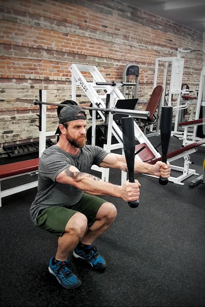 Steel Club Training: Best Steel Club Exercises.