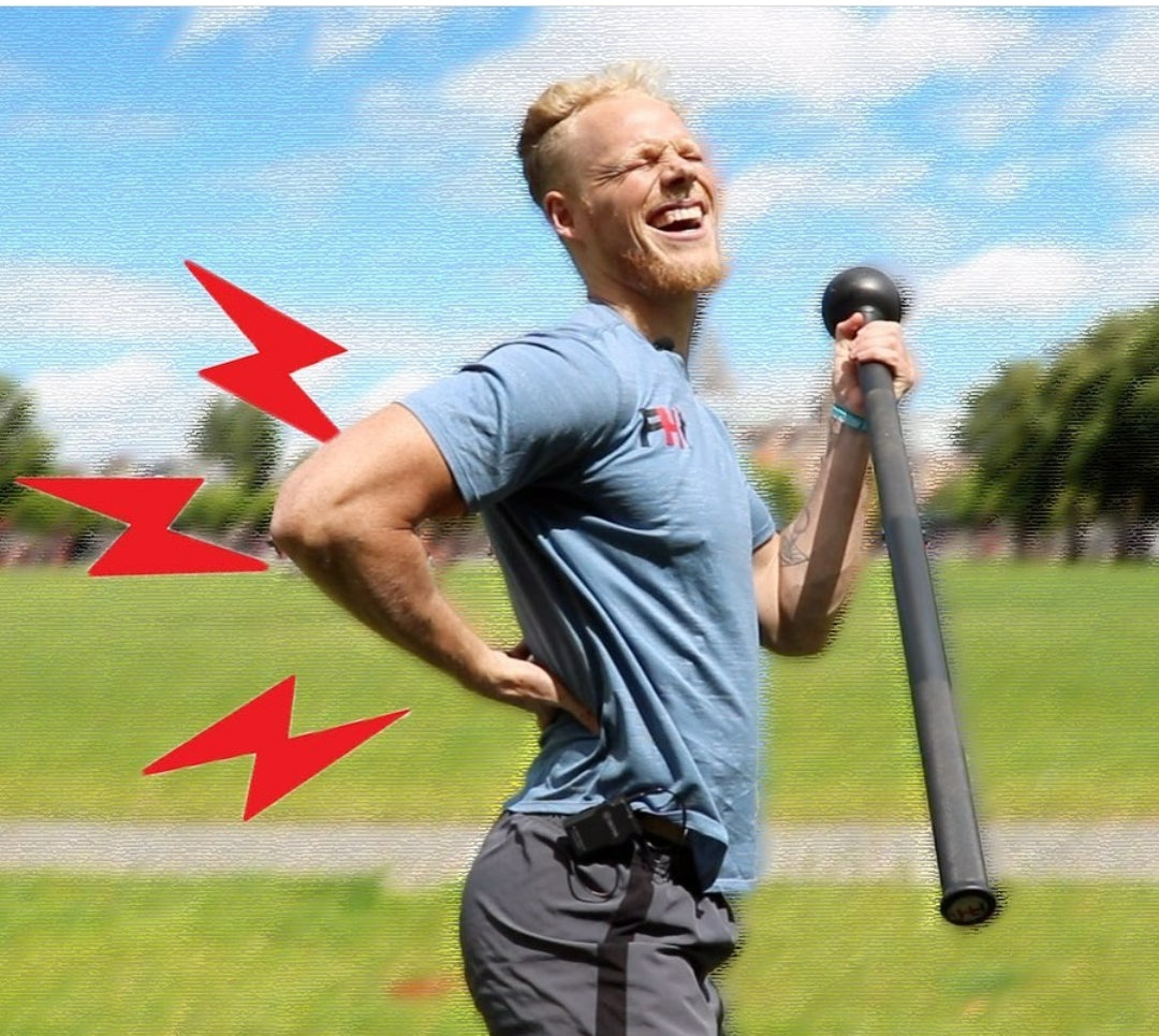 4 Tips for Swinging Your Steel Mace:  How do you swing your steel mace safely?