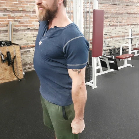 Bottoms-up kettlebell exercises