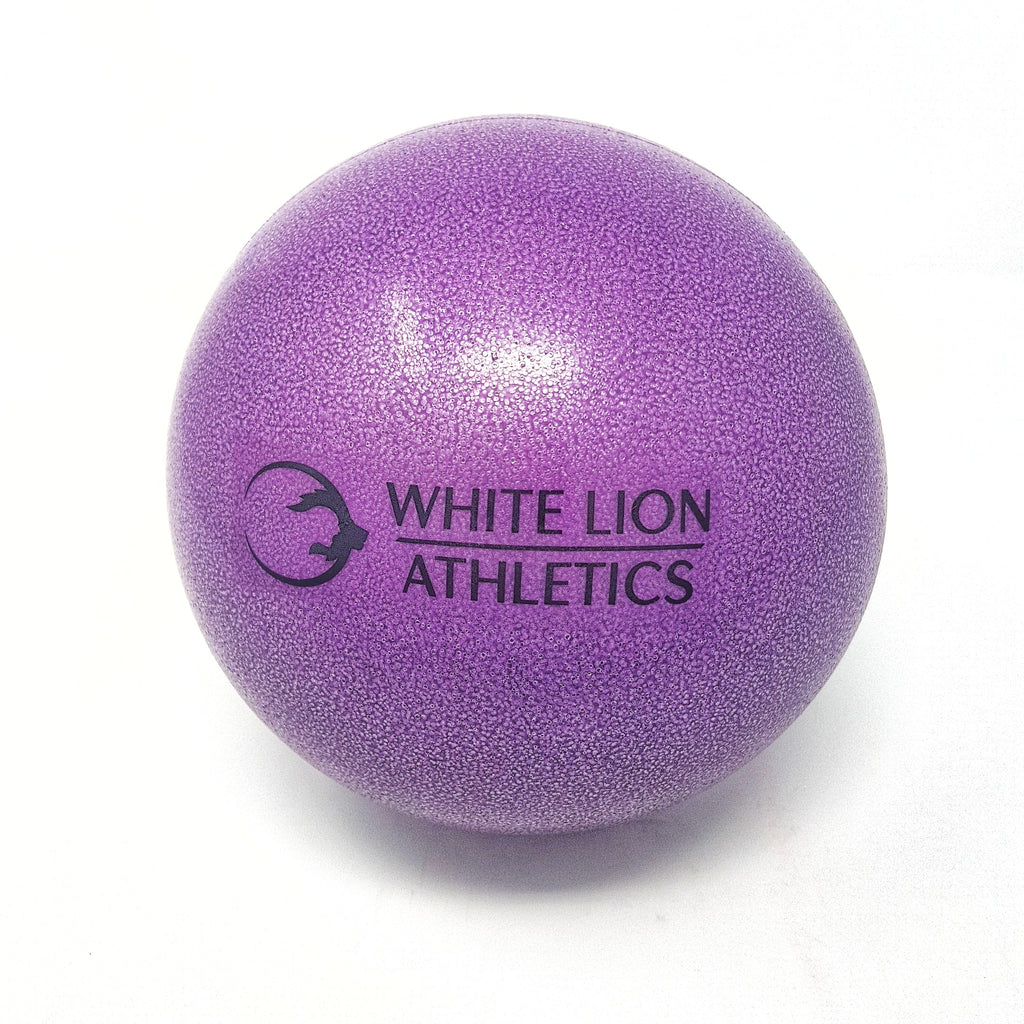 "Mini Stability Ball (8"") - White Lion Athletics"