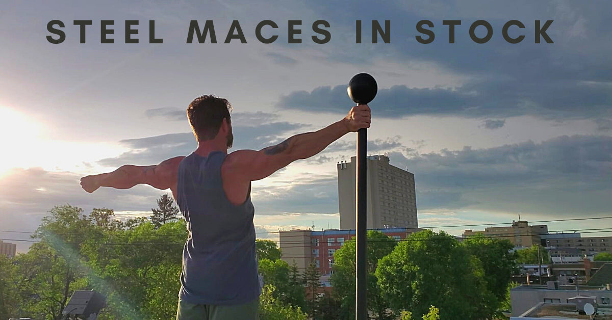 Gymnastics Rings with Competition Straps