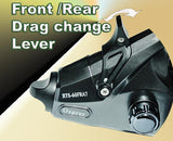 Front /Rear drag change over lever