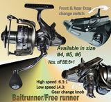 Osprey 2 speeds bait runner