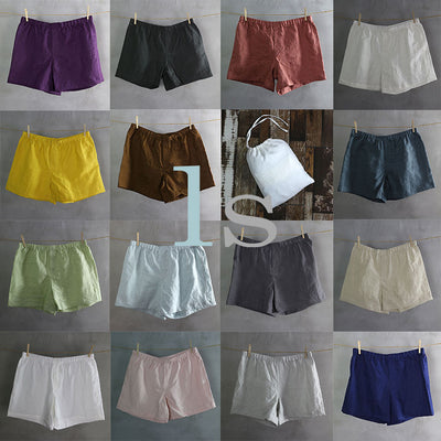 Linen Boxers Made Just For You