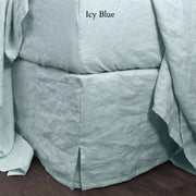 Linen Four Sided Bed Skirt - linenshed.au - 7
