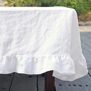 Tablecloth made from 100% Linen Rectangular - Linenshed