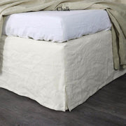 Linen Four Sided Bed Skirt - linenshed.au - 2