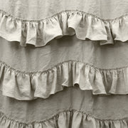 Waterfall Linen Window Curtain - linenshed.au - 7