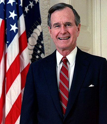George H. W. Bush 8x10 High Quality Photo Picture