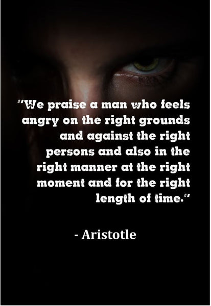 Aristotle We Praise A Poster, Print, Picture or Framed Photograph