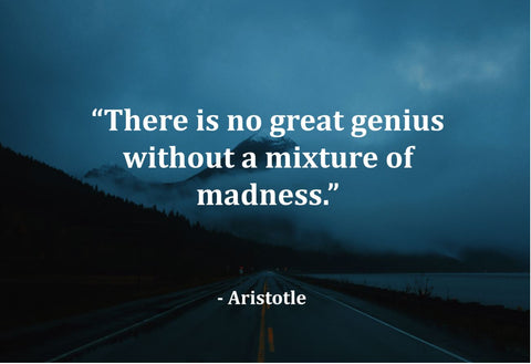 Aristotle There Is No Poster, Print, Picture or Framed Photograph