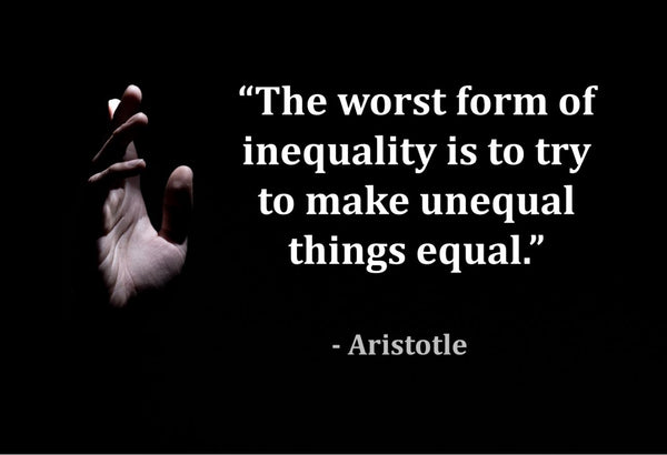 Aristotle The Worst Form Poster, Print, Picture or Framed Photograph