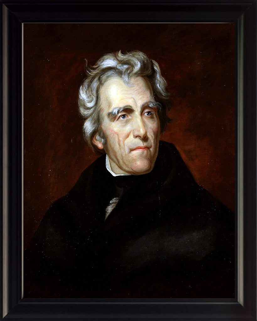 Andrew Jackson 8x10 Framed Photo