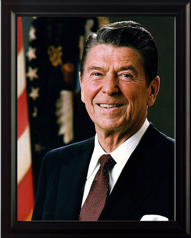 Ronald Reagan 8x10 Framed Photo