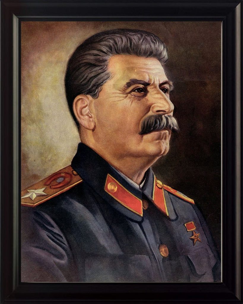 Joseph Stalin 8x10 Framed Photo