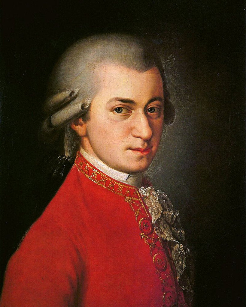 Wolfgang Amadeus Mozart 8x10 Photo