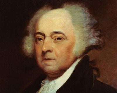 John Adams, American President, 8x10 High Quality Photo Picture