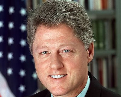 Bill Clinton 8x10 High Quality Photo Picture