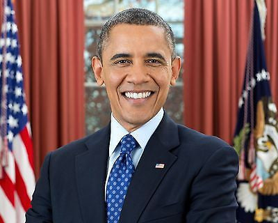 Barack Obama 8x10 High Quality Photo Picture
