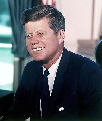 President John F. Kennedy (JFK), 8x10 Photo