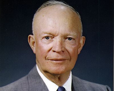 Dwight D. Eisenhower 8x10 High Quality Photo Picture