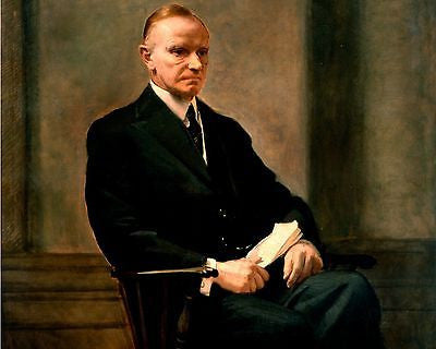 Calvin Coolidge 8x10 High Quality Photo Picture