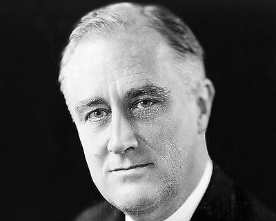 Franklin D. Roosevelt 8x10 High Quality Photo Picture