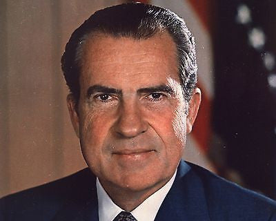 Richard Nixon 8x10 High Quality Photo Picture