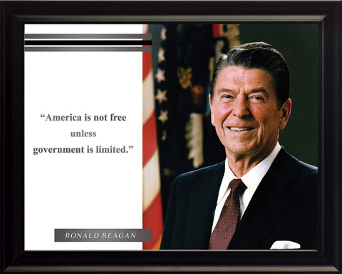 ronald-reagan-8x10-framed