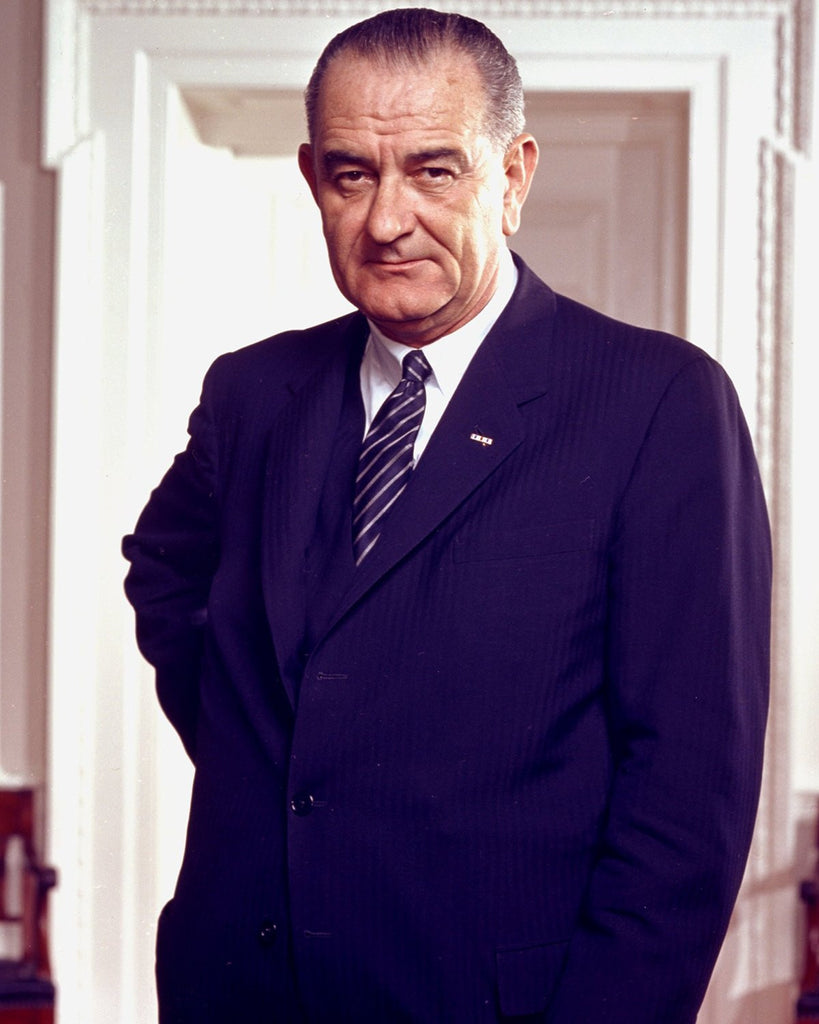 President Lyndon Johnson 8x10 Photo