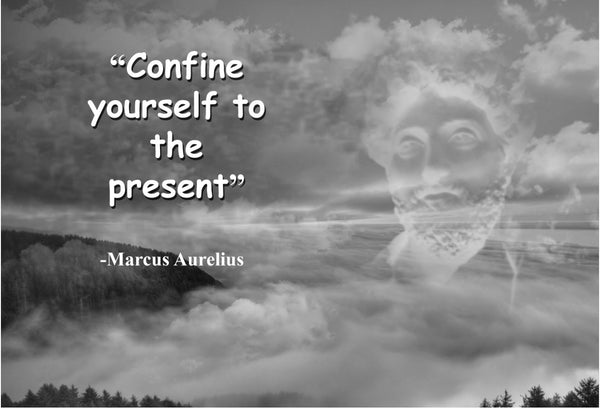 Marcus Aurelius Confine yourself to Poster, Print, Picture or Framed Photograph