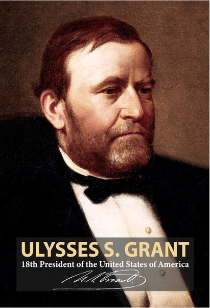 Ulysses S. Grant 18th President Poster, Print, Picture or Framed Photograph