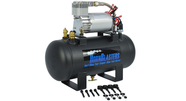 HornBlasters 120 PSI 1.5 Gallon Air Source Kit