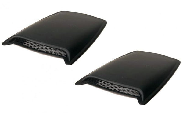 AVS 88-99 Chevy CK (Large Scoop) Hood Scoop - Black