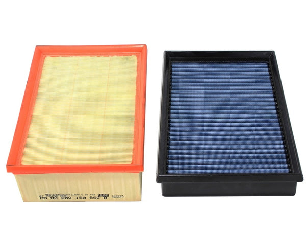 aFe MagnumFLOW Air Filters OER Pro 5R Oiled 2015 Audi A3/S3 1.8L 2.0LT