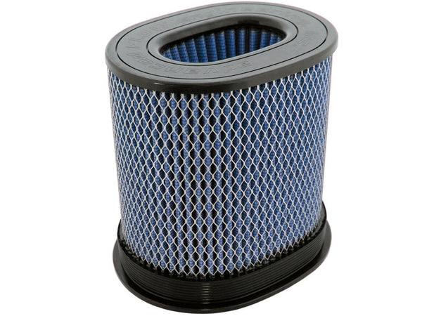aFe MagnumFLOW HD Air Filters Pro 10R Oval 7in X 4.75in F  9in X 7in T X 9H