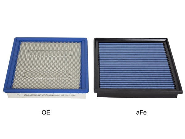 aFe MagnumFLOW OEM Replacement Air Filter PRO 5R 15-17 Chevrolet Colorado 2.8L/3.6L V6