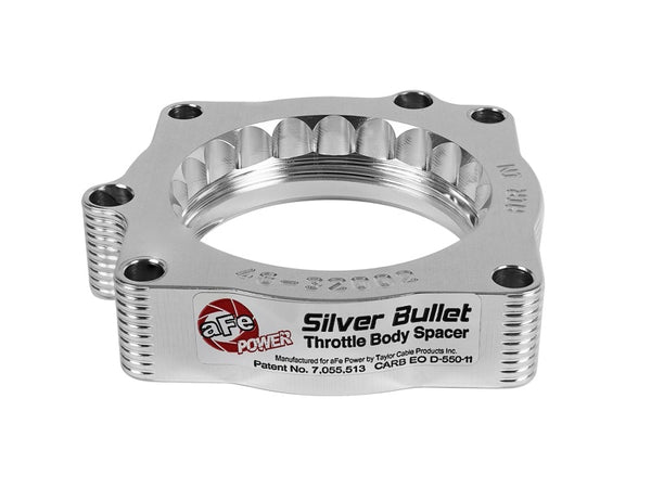 aFe Silver Bullet Throttle Body Spacers TBS Dodge Ram 03-08 V8-5.7L (Works w/ 5x-10382 only)