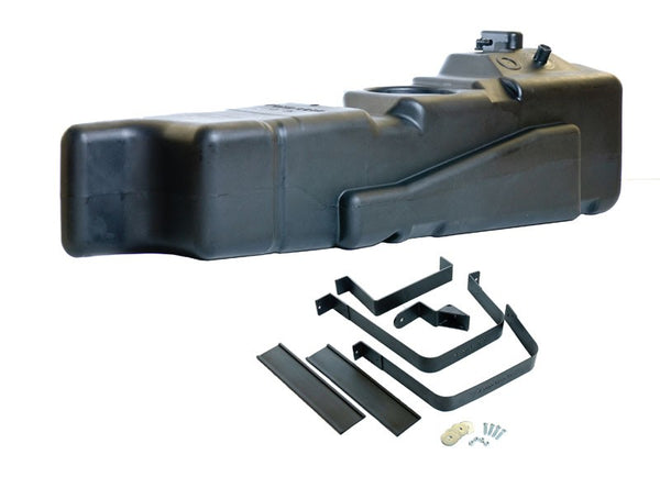 Titan 2011-2016 Ford Super Duty Crew Cab SHORT Bed Fuel Tank