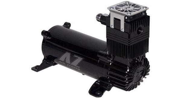 Air Zenith OB2 Black Air Compressor - HornBlasters